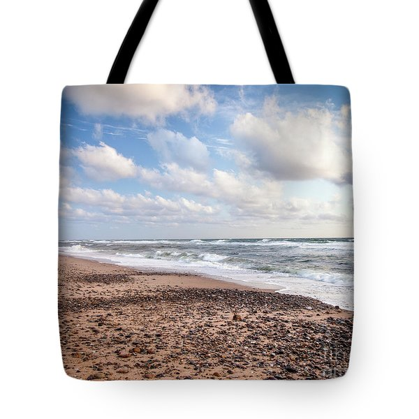 Tote Bag featuring the photograph Cape Cod Sunrise 4 by Susan Cole Kelly
