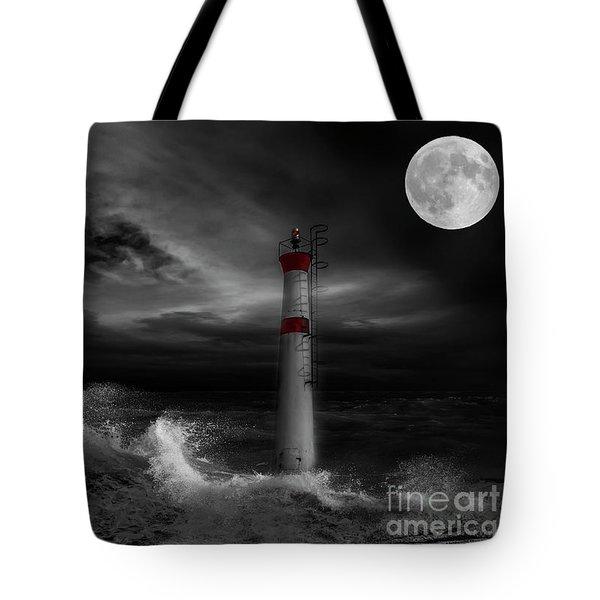 Cape Fear Tote Bag