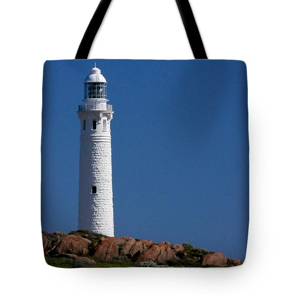 Cape Leeuwin Light House Tote Bag
