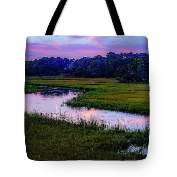Cape Light Tote Bag