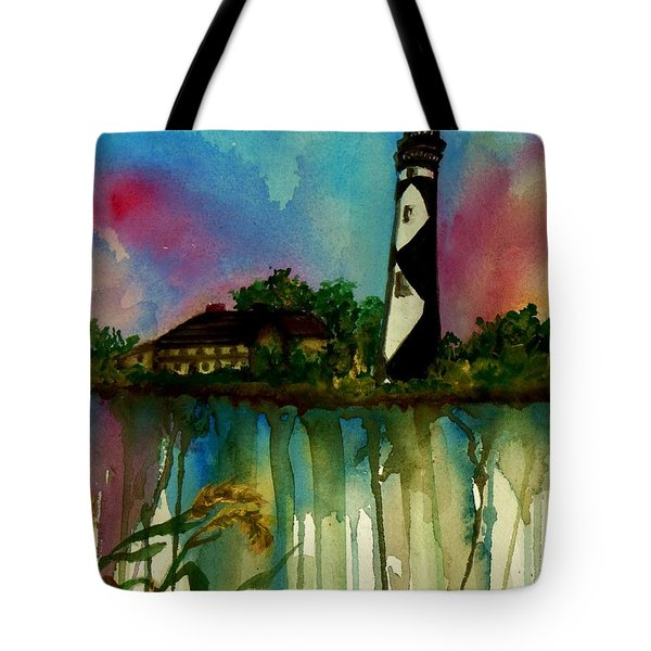 Cape Lookout Tote Bag