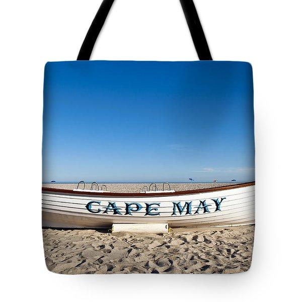 Cape May Tote Bag by John Greim