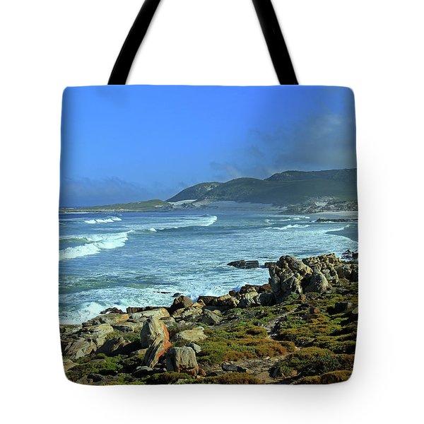 Cape Of Good Hope Tote Bag