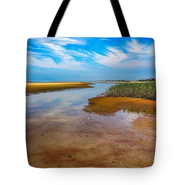 Cape Perspective Tote Bag