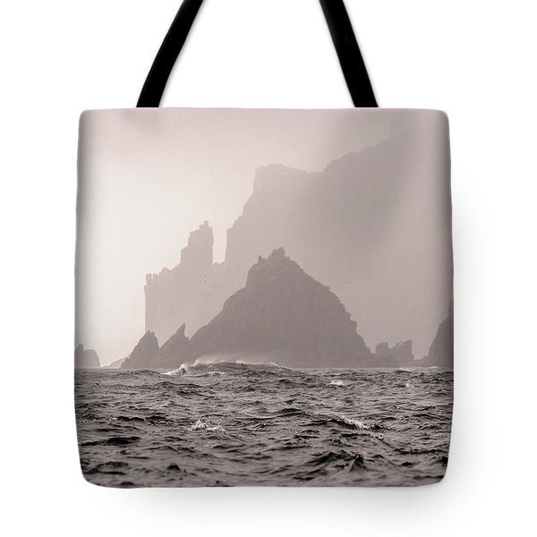 Cape Raoul Tote Bag