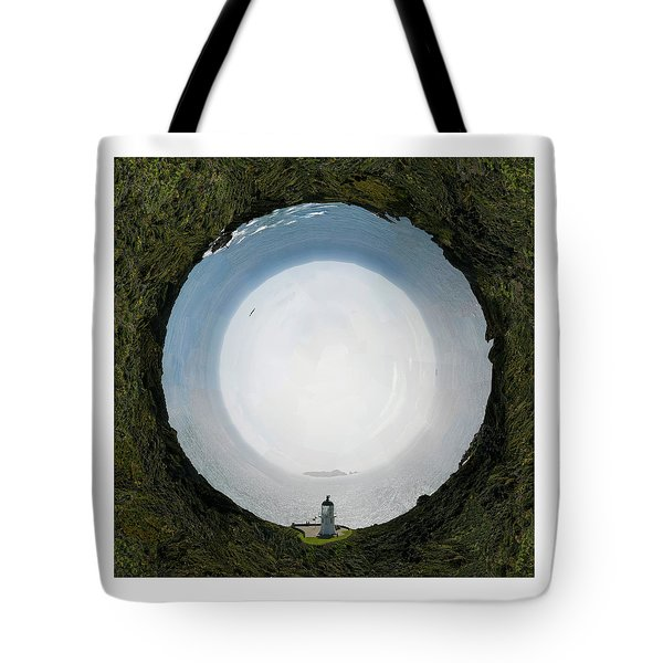 Sacred Planet - Cape Renga Tote Bag