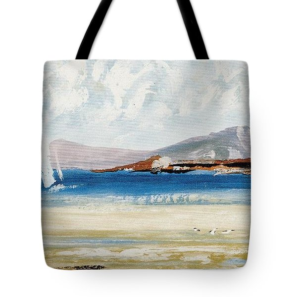 Cape Sailing Tote Bag