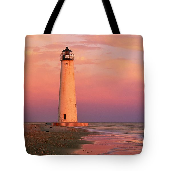 Cape Saint George Lighthouse - Fs000117 Tote Bag