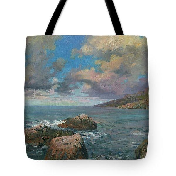 Cape Sarich Tote Bag