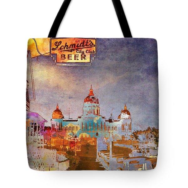Capitol City Tote Bag