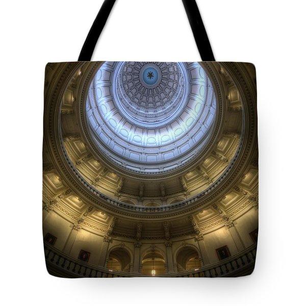 Capitol Dome Interior Tote Bag