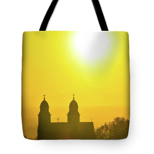 Capitol Hill Church Tote Bag