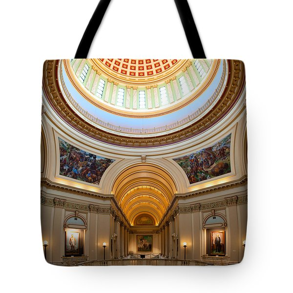 Capitol Interior II Tote Bag