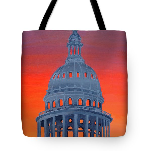 Capitol Warmth Tote Bag