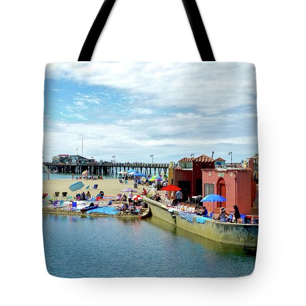 Capitola Begonia Festival Weekend Tote Bag