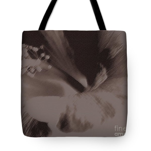 Cappuccino Tote Bag by Linda Shafer