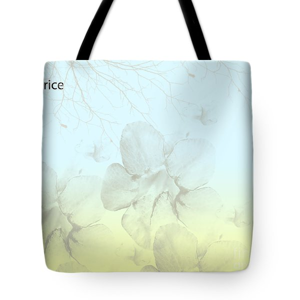 Caprice Tote Bag by Trilby Cole