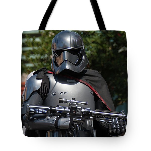 Captain Phasma - The Force Awakens Tote Bag