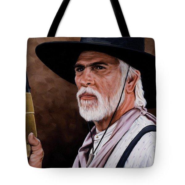 Captain Woodrow F Call Tote Bag