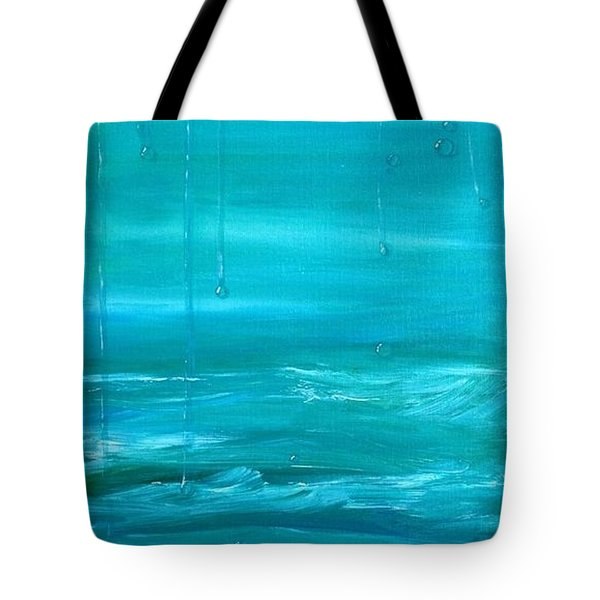 Captain's View Tote Bag by T Fry-Green