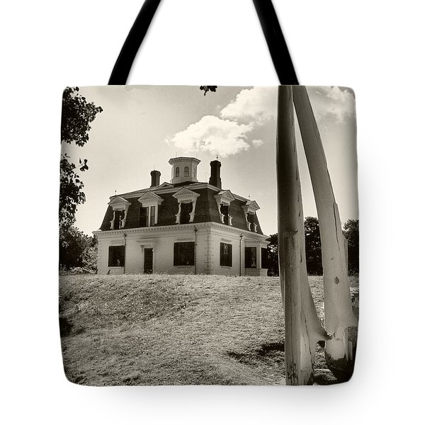 Captions Home Tote Bag