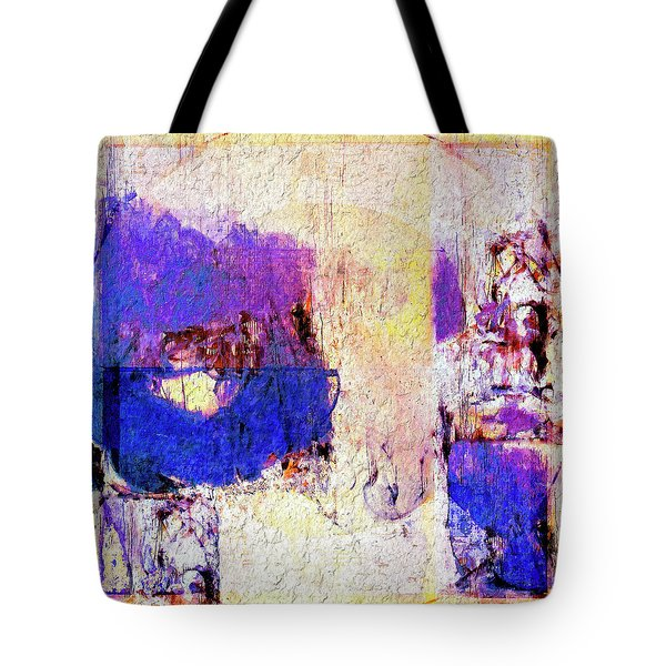 Tote Bag featuring the painting Captiva by Dominic Piperata