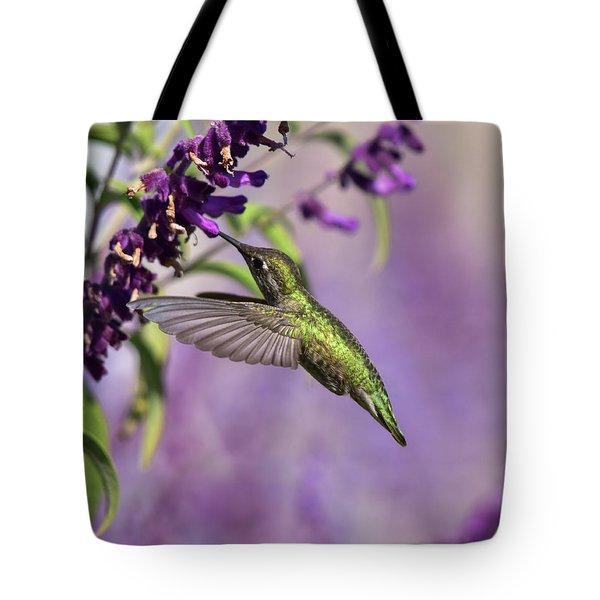 Captivated IIi Tote Bag