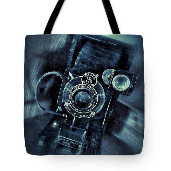 Captured Antique Tote Bag