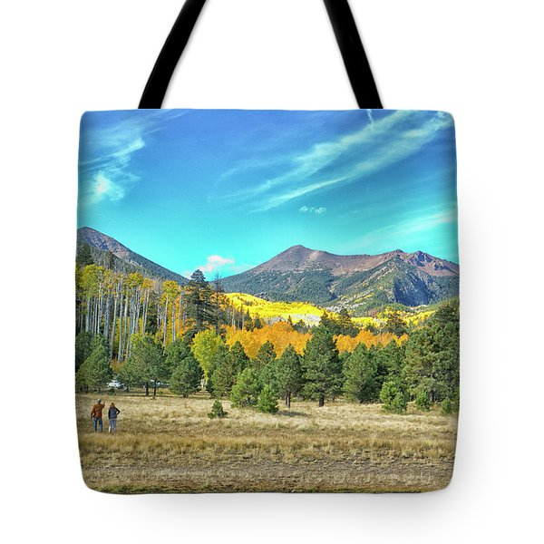Captured Tote Bag by Tom Kelly