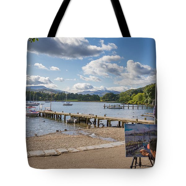 Capturing Beauty In Nature Tote Bag