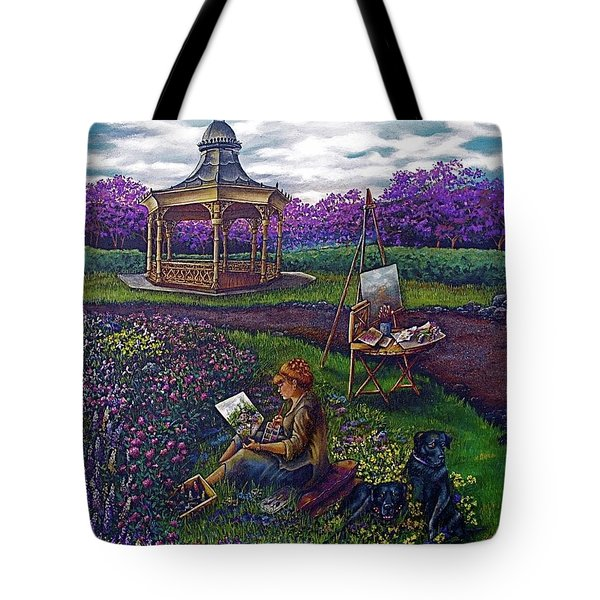 Capturing The Light Tote Bag
