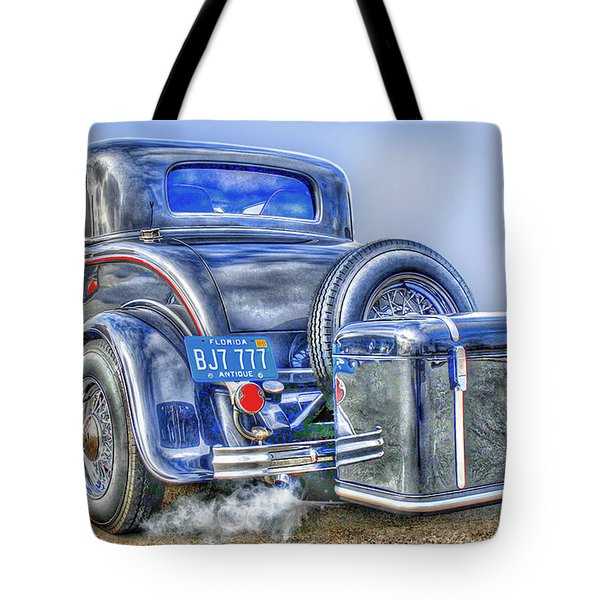 Car 54 Rear Tote Bag