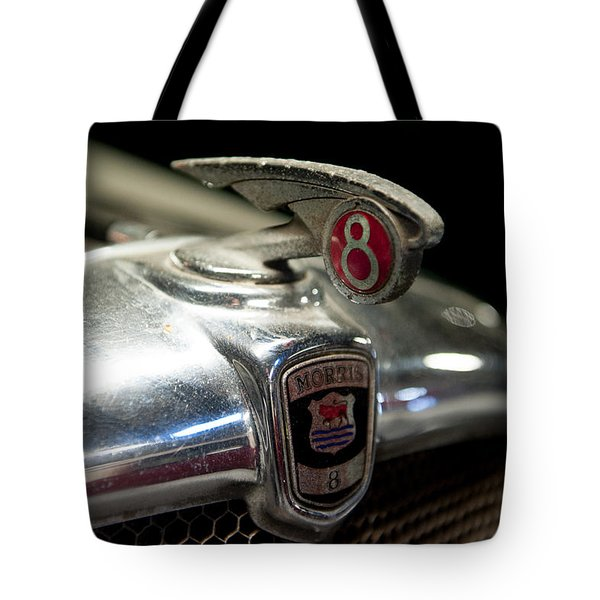 Car Mascot Iv Tote Bag by Helen Northcott