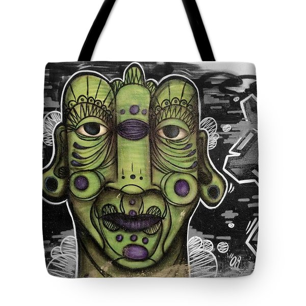 Cara Verde 2 Tote Bag by Julie Pacheco-Toye