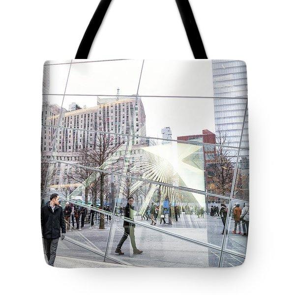 Carbon Copy Image Art Tote Bag