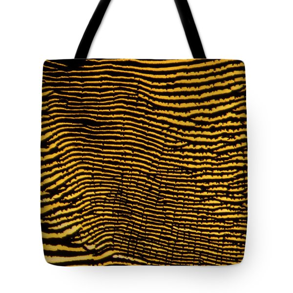 Interlaced Lines Tote Bag