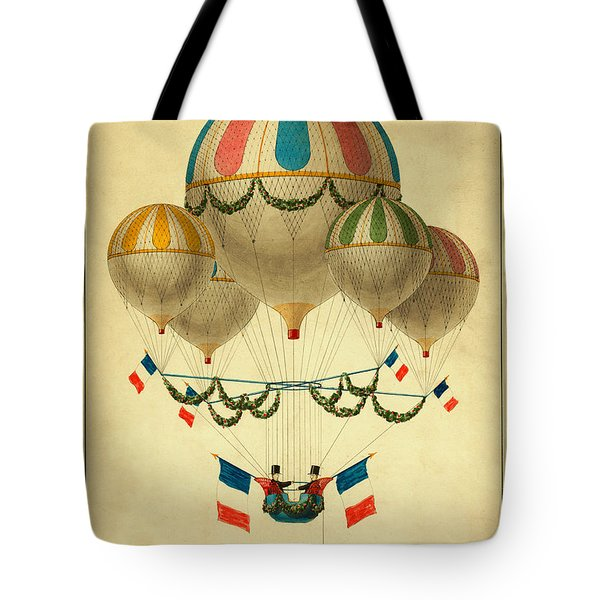 Card Happy Birthday Tote Bag by Robert G Kernodle