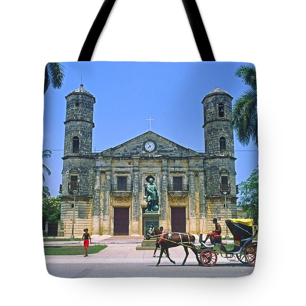 Cardenas, Cuba Tote Bag