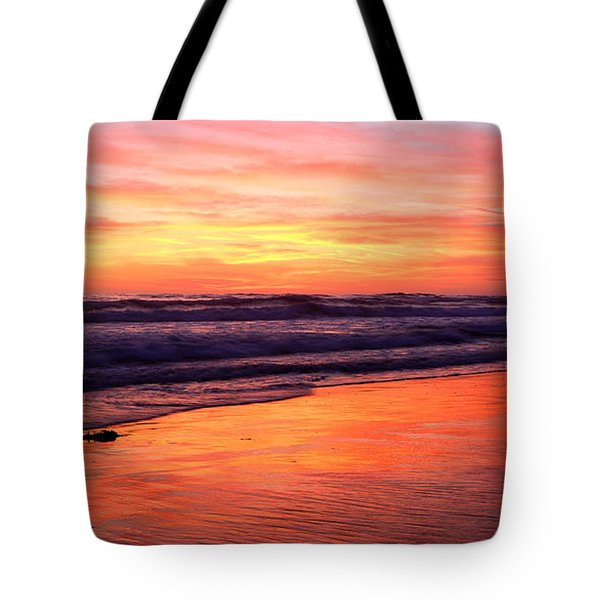 Cardiff Colors  Tote Bag
