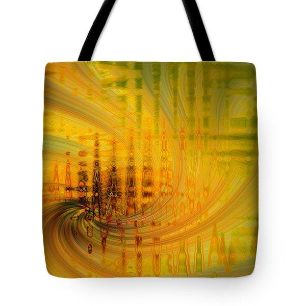 Cardiogram Tote Bag
