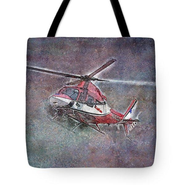 Care Flight Tote Bag
