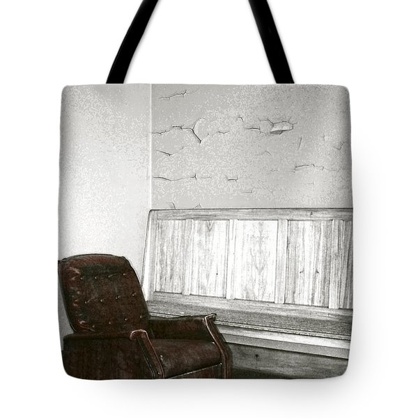 Care To Relax? Tote Bag