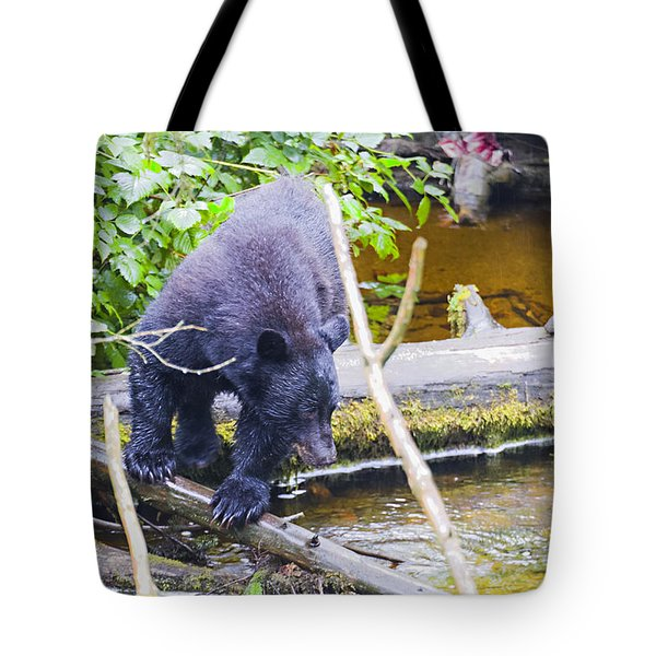 Careful Now Tote Bag