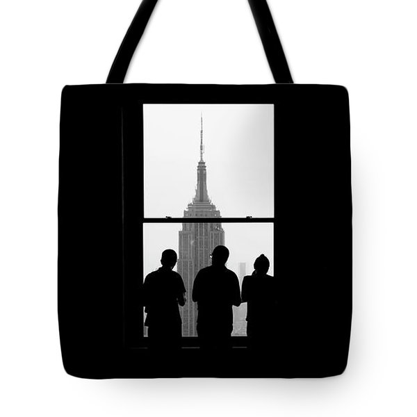 Careful Observation Tote Bag