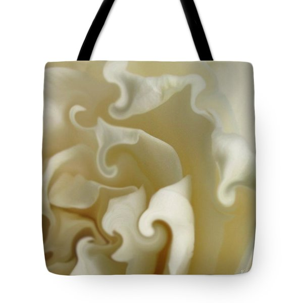 Careless Whispers Tote Bag