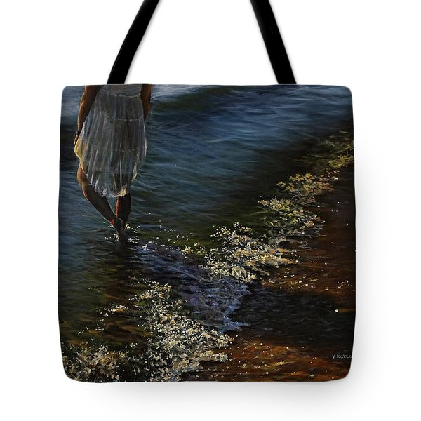 Caressed By The Sun Tote Bag