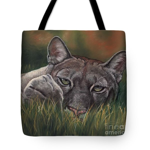 Carez...i Has None Tote Bag