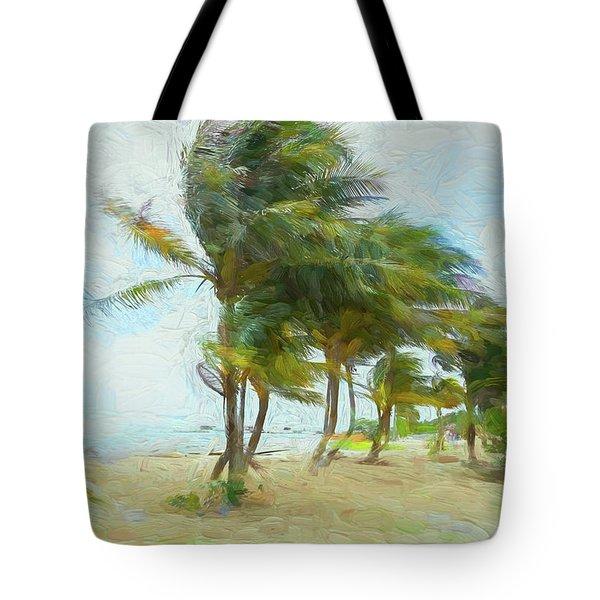 Caribbean Getaway Tote Bag