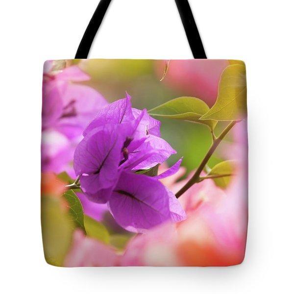 Caribbean Mood Tote Bag by Bulik Elena