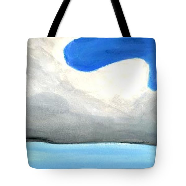 Caribbean Trade Winds Tote Bag
